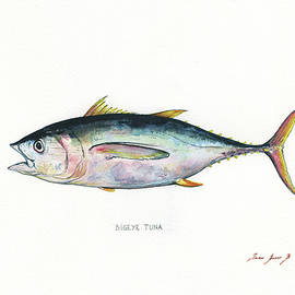 Juan Bosco - bigeye tuna