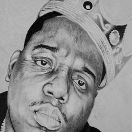 Carlos Velasquez Art - BIGGIE SMALLS