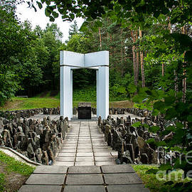 Bikernieki Memorial by RicardMN Photography