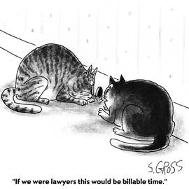 Billable Time by Sam Gross