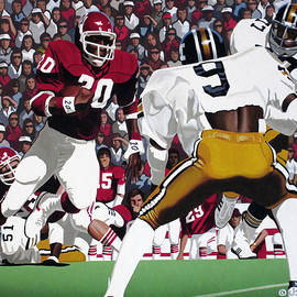 Joe Roselle - Billy Sims