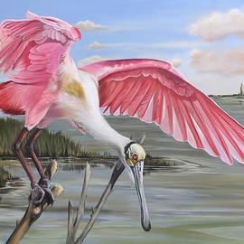 Phyllis Beiser - Biloxi Bayou Beauty