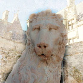Kathy Barney - Biltmore House Lioness