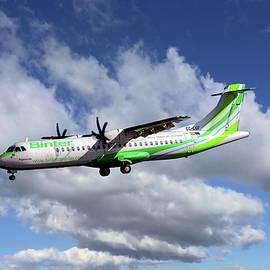 Binter Canarias ATR 72-500 - Nichola Denny