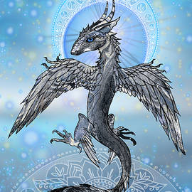 Katherine Nutt - Mystic Bird Dragon