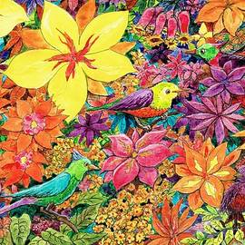 Charles Cater - Birds in Paradise