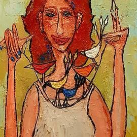 Yolanda Terrell - Birds on a string