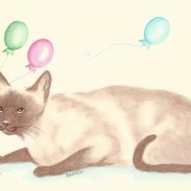 Birthday Siamese