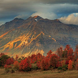 Johnny Adolphson - Bits of light on Timpanogos.