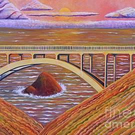 Joseph J Stevens - Bixby Creek Bridge Big Sur