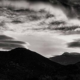 Black and White Sunrise by Joseph Hollingsworth