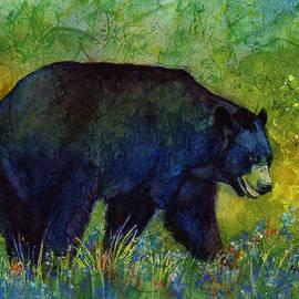 Black Bear by Hailey E Herrera
