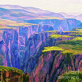 Walter Colvin - Black Canyon Colorado