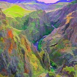 Walter Colvin - Black Canyon