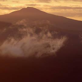Robert Mutch - Black Crater Sunrise, Cascades Mtns Crest, Oregon