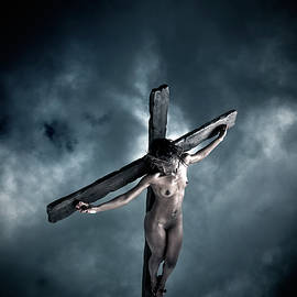 Ramon Martinez - Black Crucified Jesus