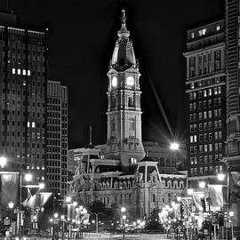 Black Night in Philly 2016 by Frozen in Time Fine Art Photography