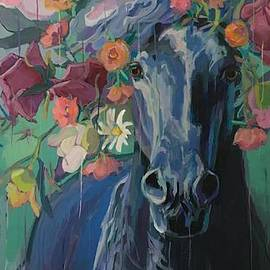 Black Rose - Kimberly Santini