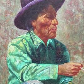 Blackfeet Cowbaoy - Gregory Perillo