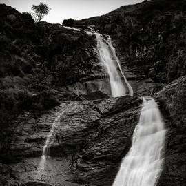 Dave Bowman - Blackhill Waterfall