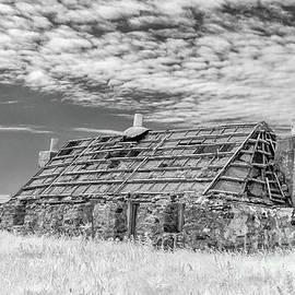 Blackhouse North Uist - Janet Burdon