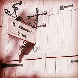 Alexey Stiop - Blacksmith shop