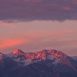 Connor Beekman - Blanca Peak Alpenglow