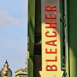 Allen Beatty - Bleacher Bar - Fenway Park