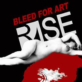 Tony Rubino - Bleed For Art