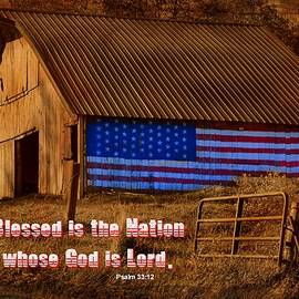 Kim Blaylock - Blessed is the Nation