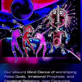 Hartmut Jager - Blind  Dance