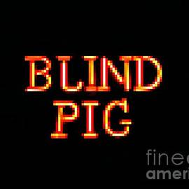 Kelly Awad - Blind Pig Edited