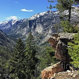 Joseph J Stevens - Blodgett Canyon Mt.