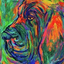 Bloodhound  by Kendall Kessler