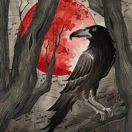 Jody Scheers - Bloodmoon The Raven