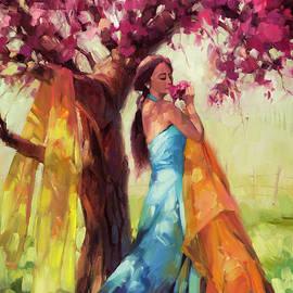 Blossom by Steve Henderson