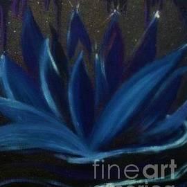 Blu Lotus Purple Reign by Talisa Hartley