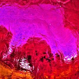 Michael Potts - Blue and Pink Buffalo