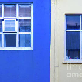 Jerry Fornarotto - Blue and Yellow Windows