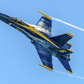 Brad Hartig - BTH Photography - Blue Angel 6 Vapor