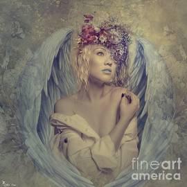 Ali Oppy - Blue angel of serenity