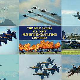 Blue Angels Compilation by Dan McManus