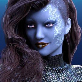 Blue Beauty by Michael Ruffino