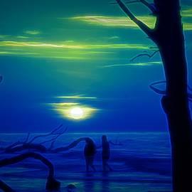 Jim Cook - Blue Dawn