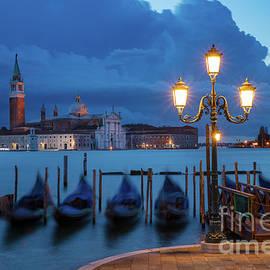 Brian Jannsen - Blue Dawn Over Venice