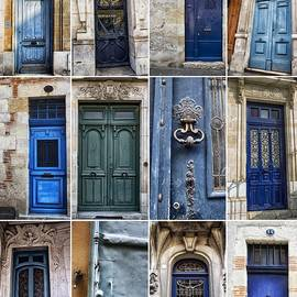 Blue Door Collection by Georgia Fowler
