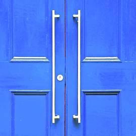Stephanie Moore - Blue Doors