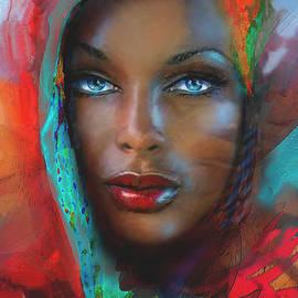 Blue Eyes 2  by Angie Braun