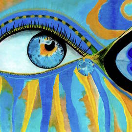 Ira Bansal - Blue Eyes