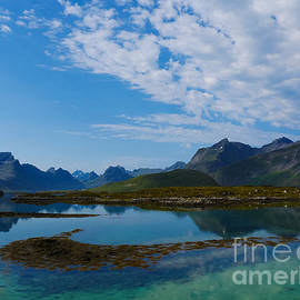 Tamara Sushko - Blue fjord